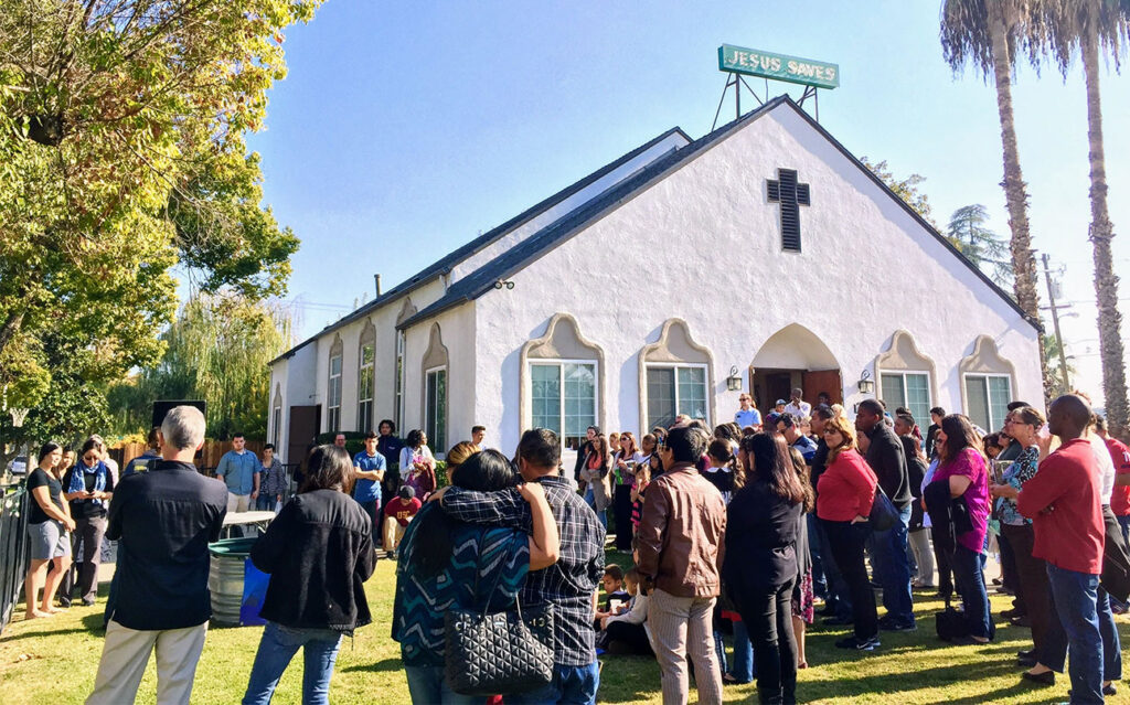 church membership fresno